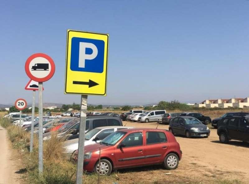 Noves places de pàrquing a Peñíscola. EPDA