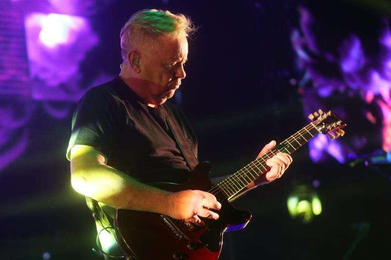 El vocalista de la banda británica New Order Bernard Sumner. EFE/Archivo