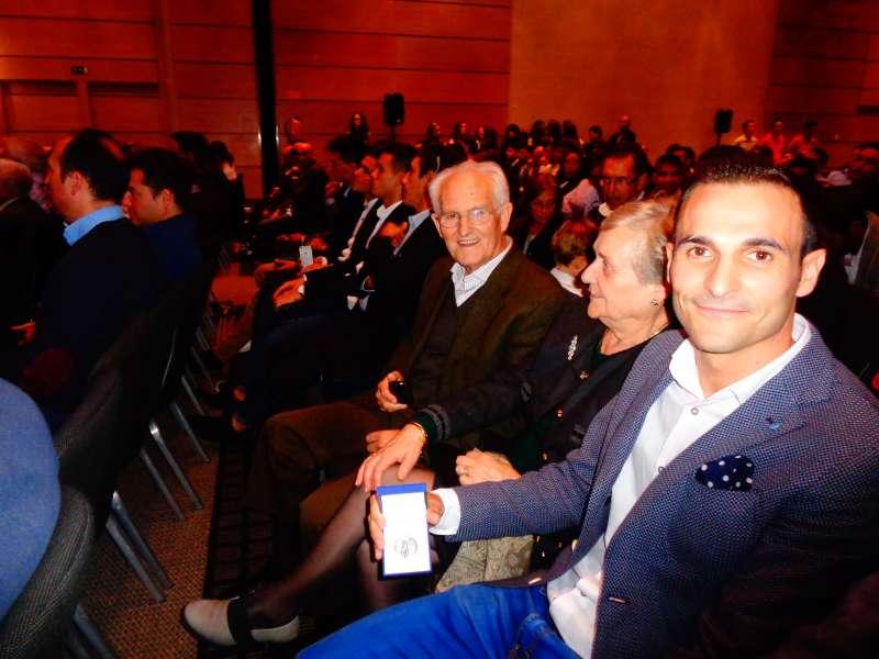 Alberto, durante la ceremonia. FOTO EPDA