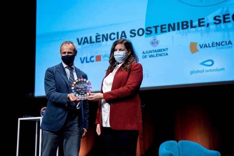 El presidente de Global Omnium, Dionisio García. EFE
