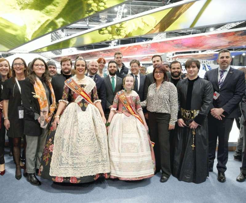 Visita del president de la Generalitat, Ximo Puig. EPDA