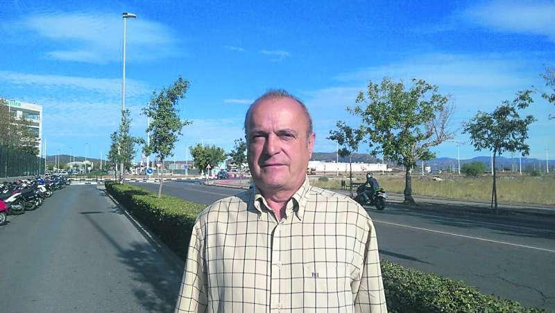 Paco Crispín. EPDA