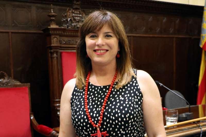 María José Carrera, concejala de Promoción Económica e Industrial en Sagunt. / EPDA