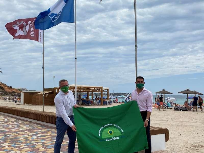 Bandera verde/EPDA
