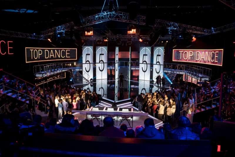La mala realización de la 1ª gala en directo de Top Dance llamó la atención en redes sociales - Foto: vayatele