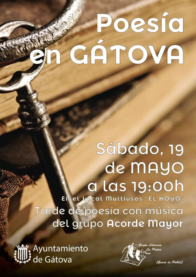 Poesía en Gátova