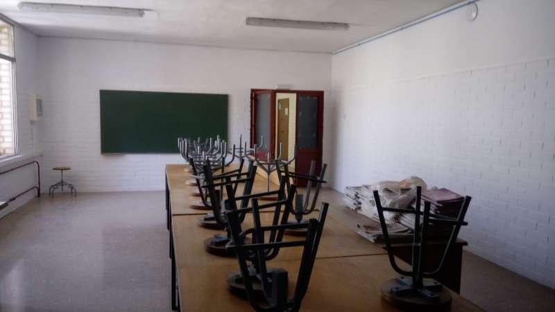 Adecuación de colegios