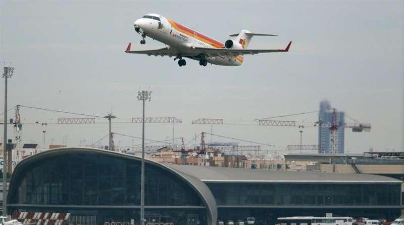 Aeropuerto de Valencia. EPDA.