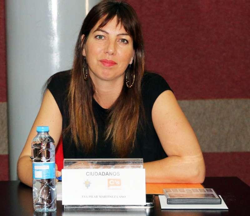 Eva Martínez, Cs. EPDA