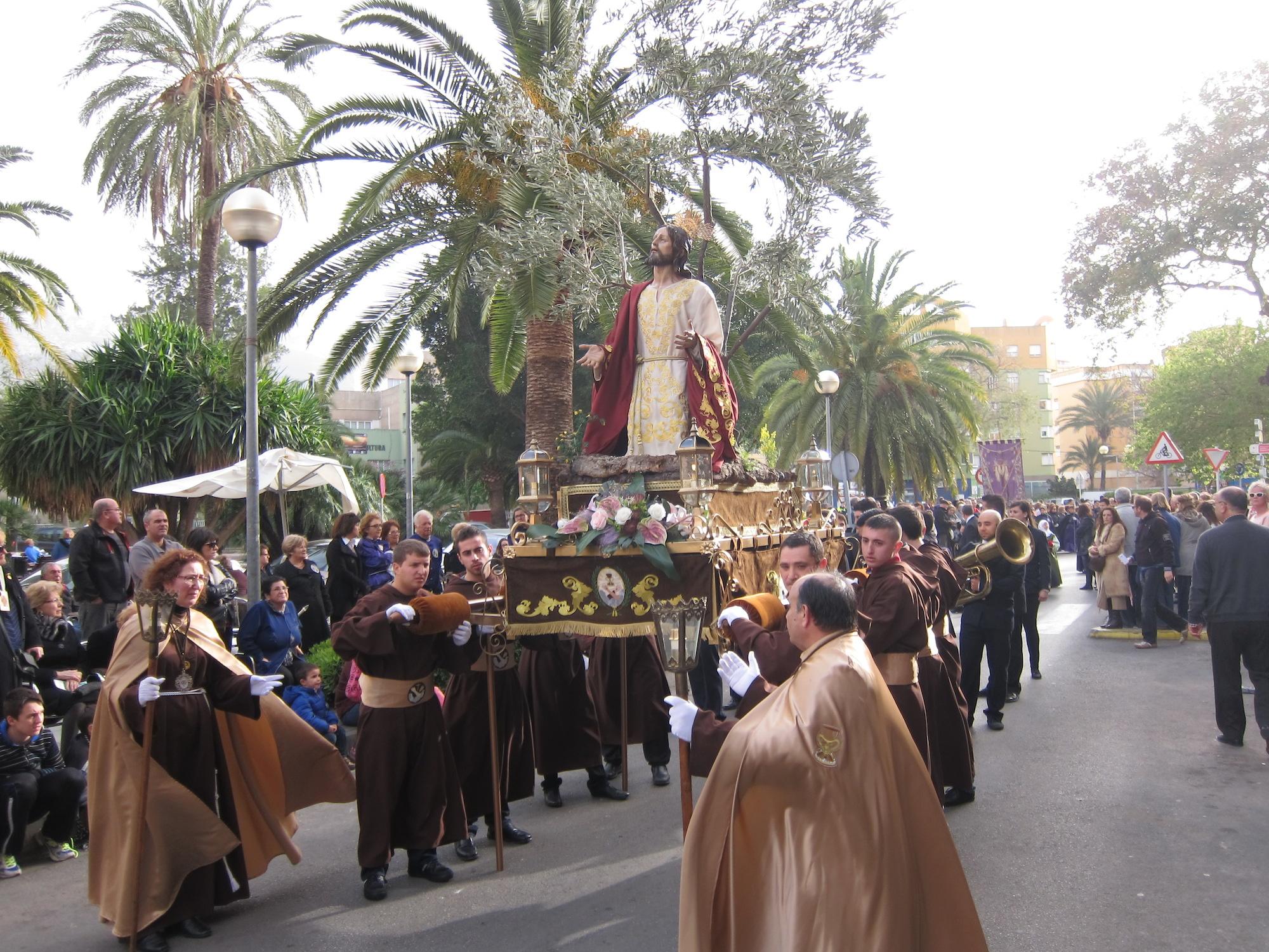 La Cofradía de la Oración de Jesús en el Huerto y el Santo Cáliz de Llíria
