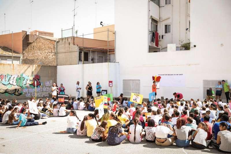 Colegio Cervantes de Paterna. EPDA