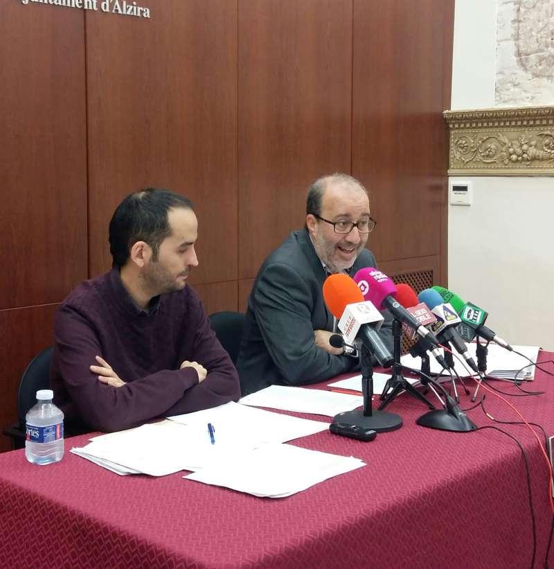 Alzira presenta un pressupost per a 2018 real i transparent