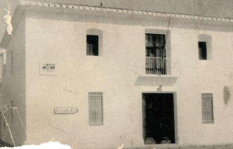 Antiguo Ayuntamiento de Casinos. / EPDA