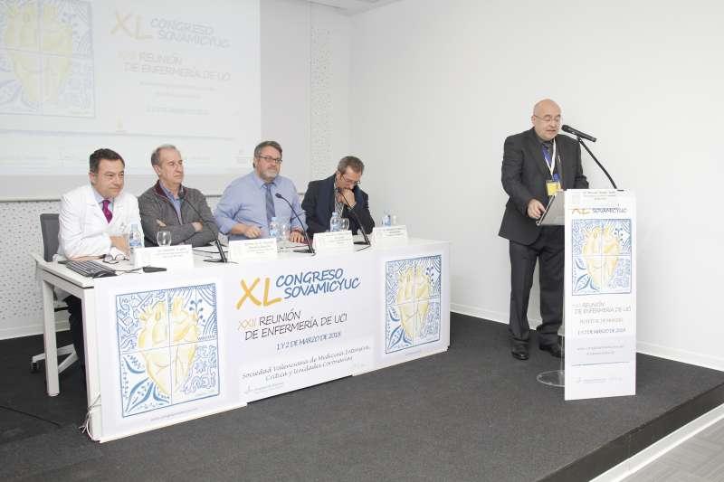 Congreso de Medicina intensiva.