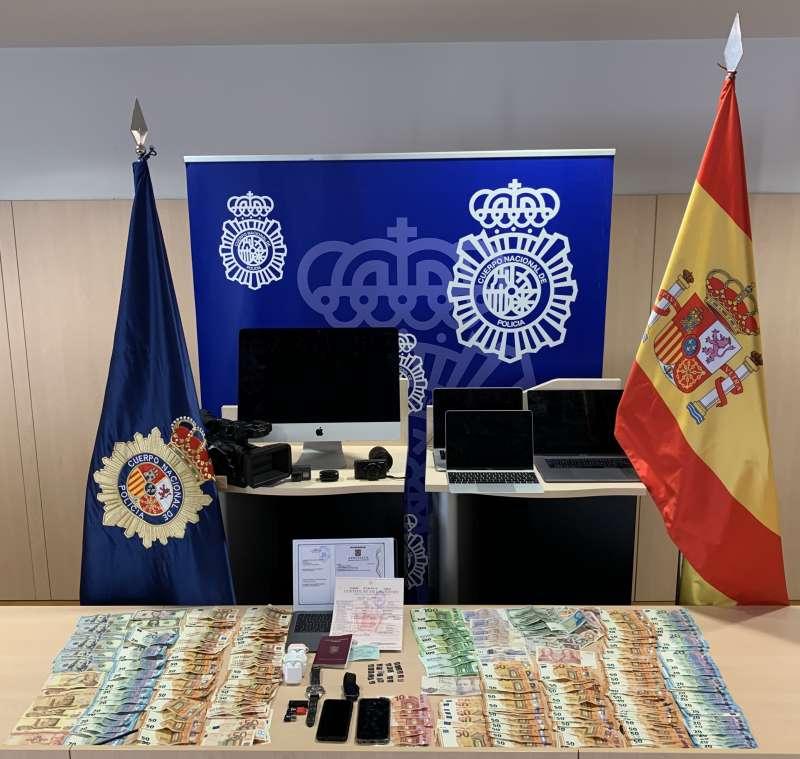 Foto Policía Nacional./EPDA