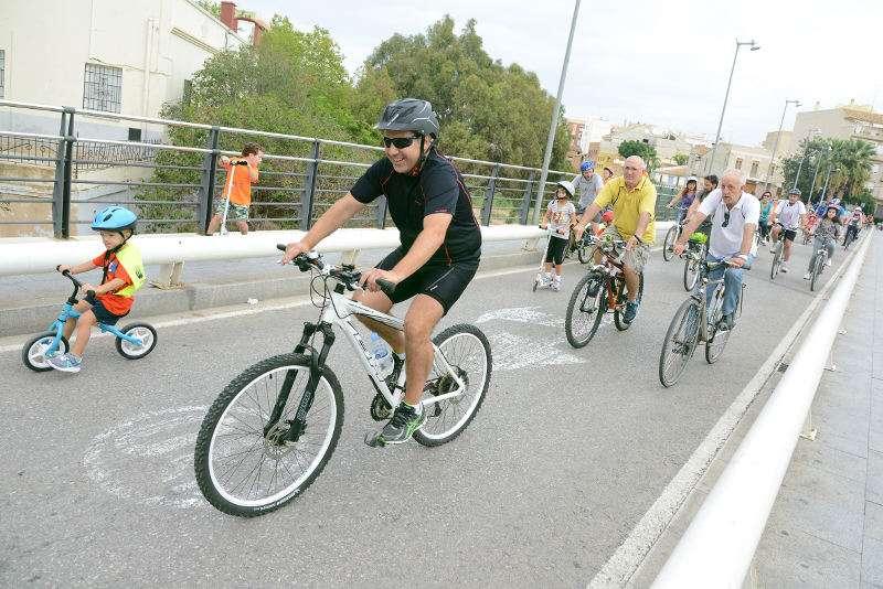Activitat de la Setmana de la Mobilitat a Paiporta. EPDA
