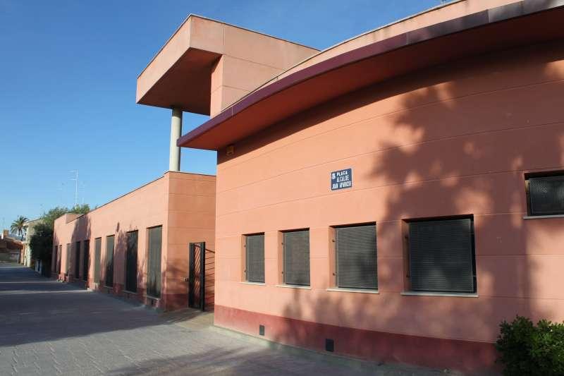 Edifici de Serveis Socials de Picassent
