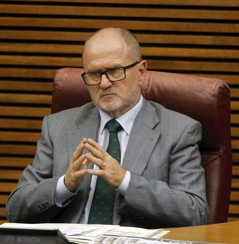 El exconseller de Educación Alejandro Font de Mora. EFE