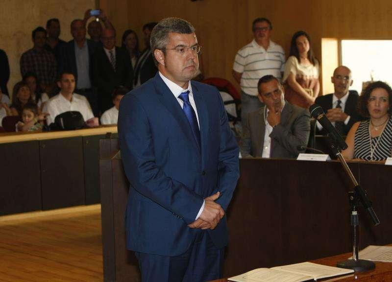 El concejal no adscrito de Benidorm Leopoldo Bernabéu. EFE/Archivo