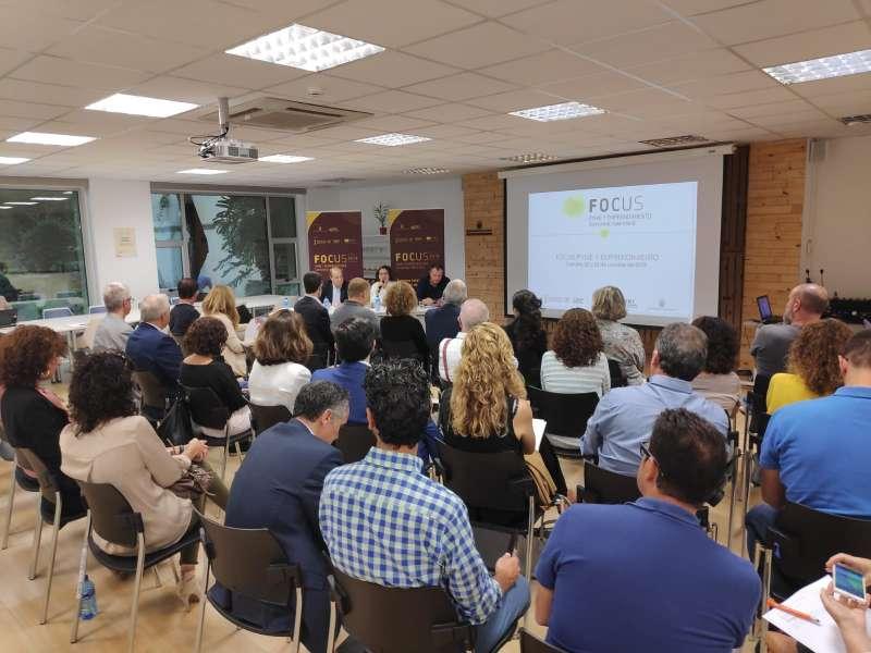 Cerca de 100 ponentes se reúnen en FOCUS PYME Y EMPRENDIMEINTO 2018.