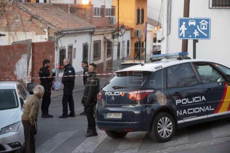 Investigación de policia nacional. EFE