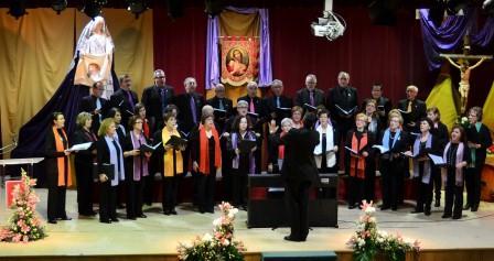 Concert de música sacra pel Cor Polifònic de la Societat Musical d