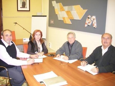 La presidenta de la Mancomunitat apuesta por establecer nuevas líneas de colaboración con el desarrollo de nuevas iniciativas que incrementen su presencia en los municipios de la comarca. FOTO: EPDA.