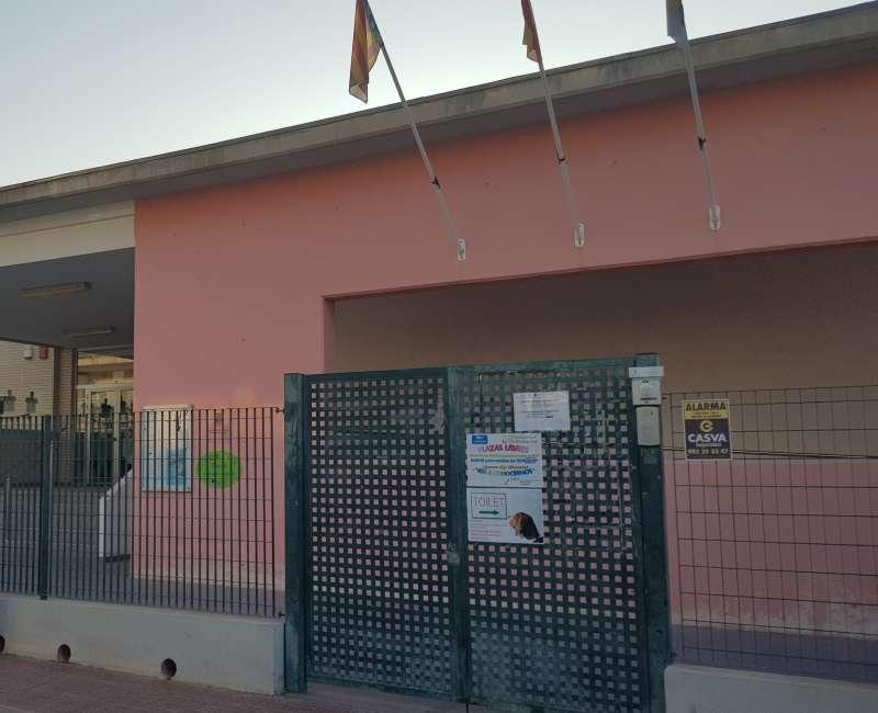 Escuela Infantil, Oropesa./ PDA