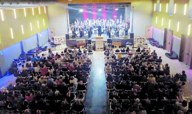 Banda de València en Camporrobles