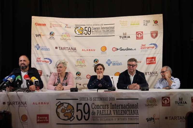 Concurs Internacional de Paella Valenciana de Sueca