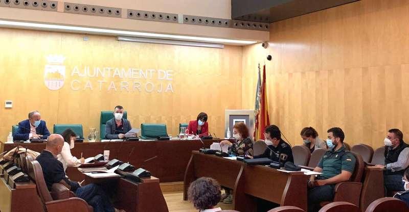 Imagen de la Junta local de Seguretat