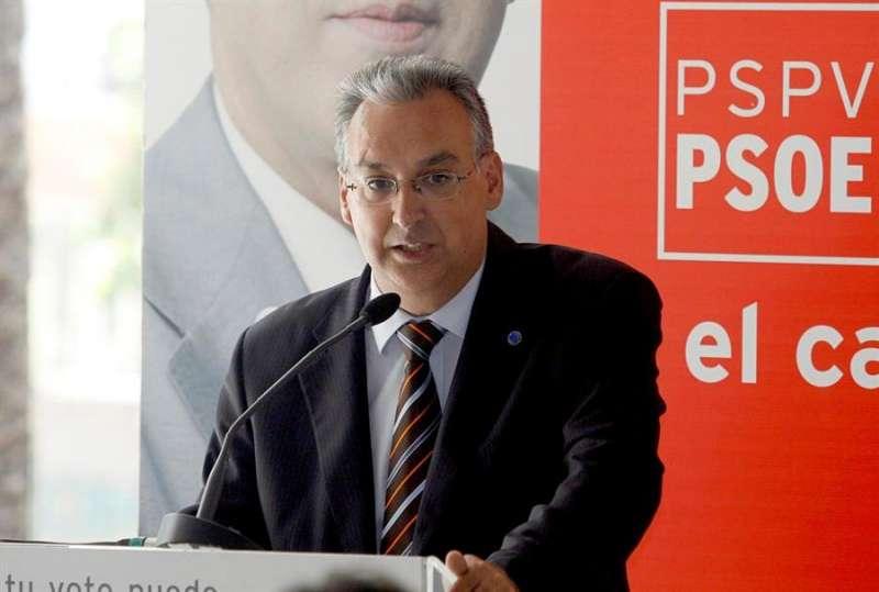 Imagen de archivo del que fuera alcalde de Benidorm Agustín Navarro. EFE