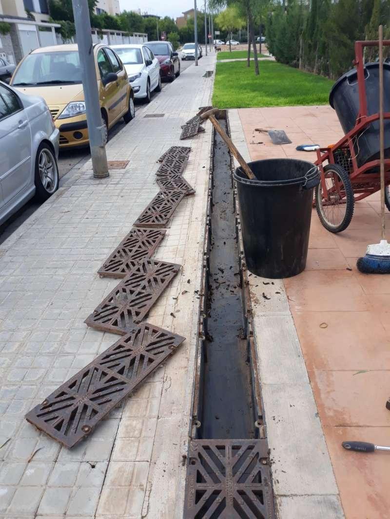 Nueva campaña de limpieza en Alfafar. EPDA