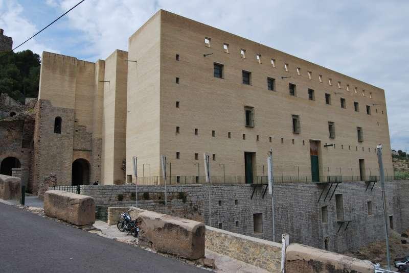 Imatge del Teatre Romà de Sagunt.