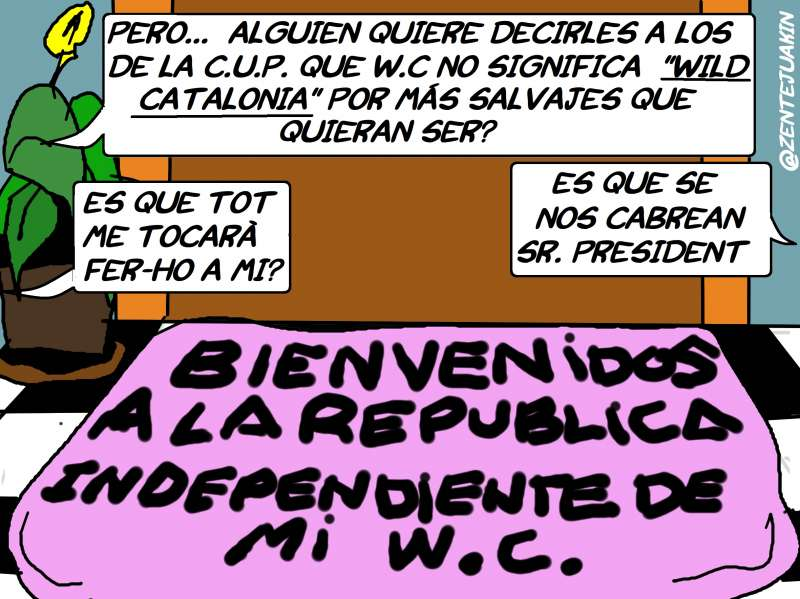 Viñeta de Vicente García Nebot.