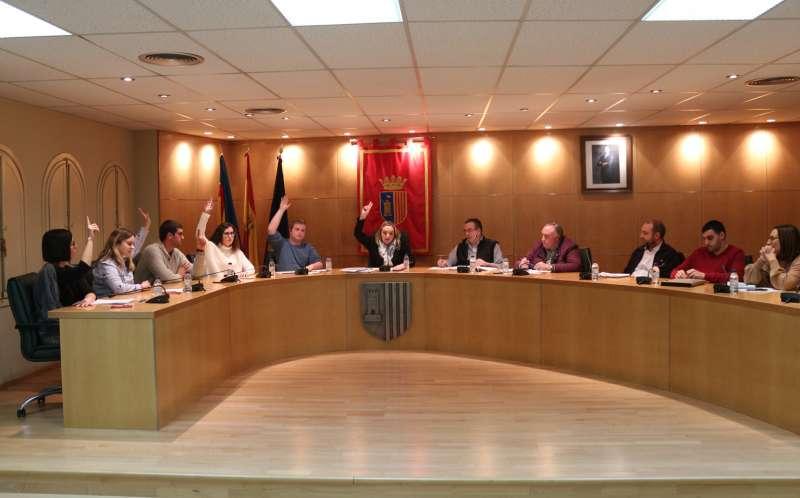 PSOE votó a favor y PP se abstuvo