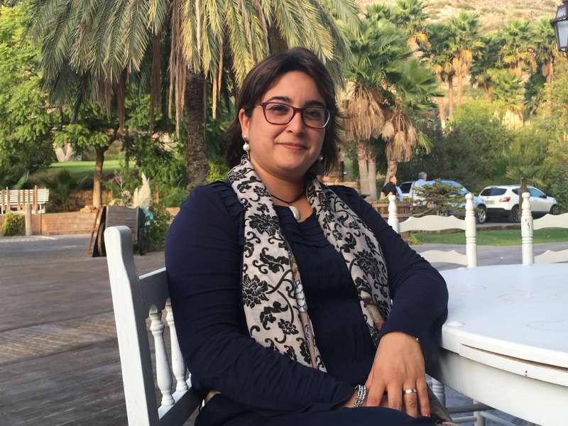 Natalia Antonino, concejala de Turismo de Sagunt. FOTO EPDA