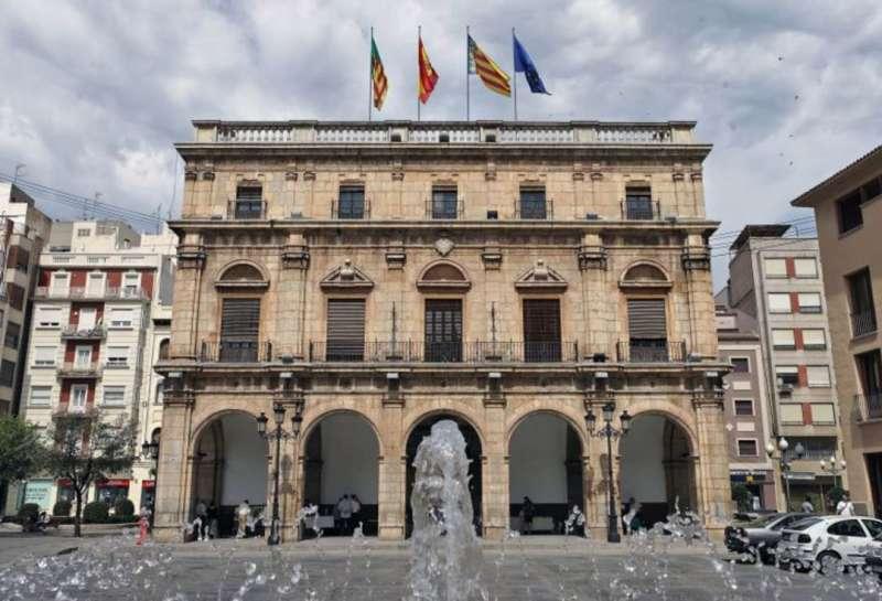 Ayuntamiento de Castellón. EPDA