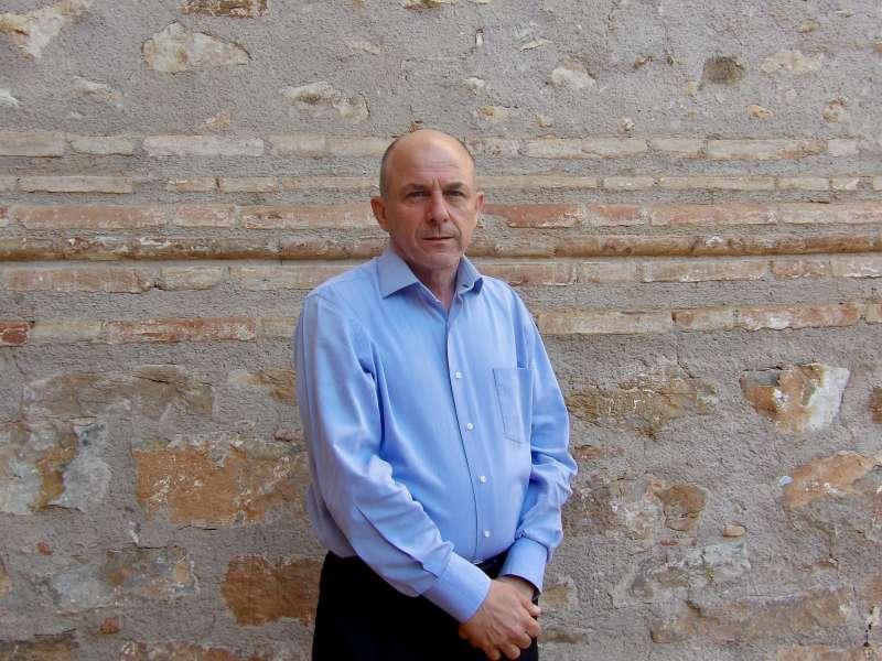 El candidat de Compromís en Massamagrell, Pep Galarza. EPDA