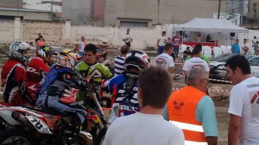 Concentración de motos el pasado día 11. FOTO EPDA