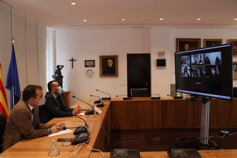 Reunió UCOVI/EPDA