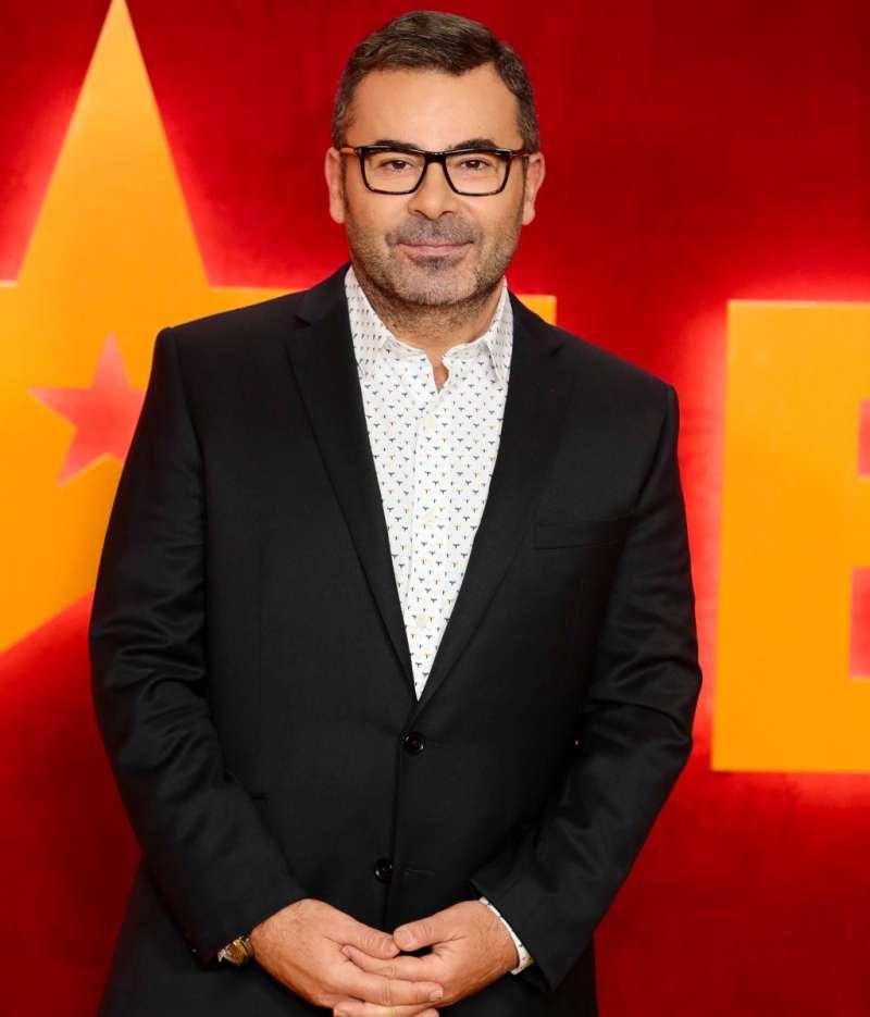 Jorge Javier Vázquez, presentador estrella de Sálvame y Telecinco.