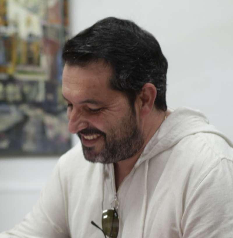 José Escuder. EPDA.