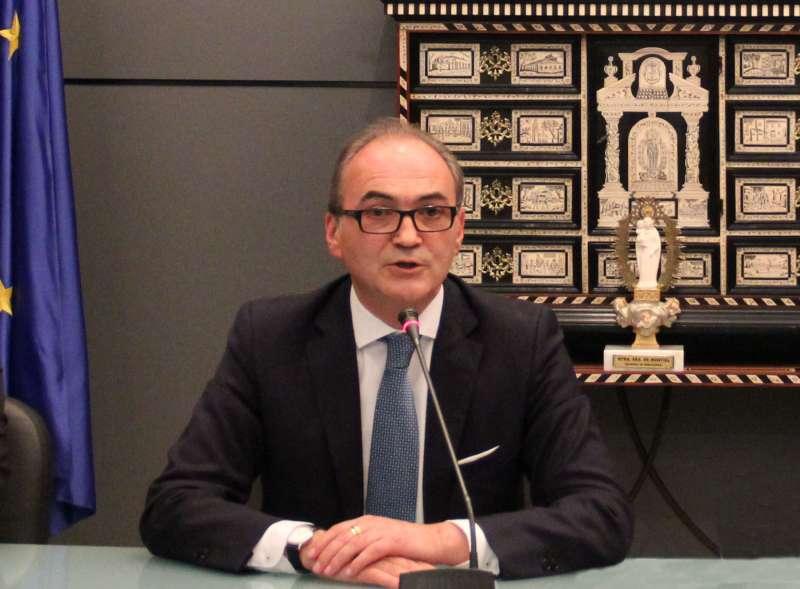 Ximo Segarra, alcalde de Benaguasil. EPDA.