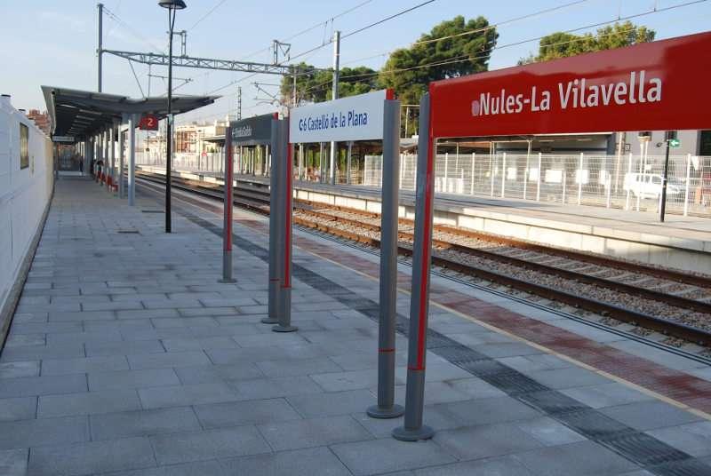 Estación de Nules-Villavieja