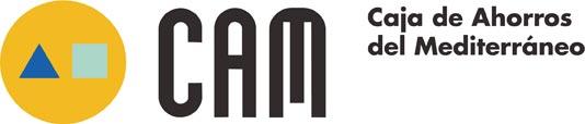 Logo de la CAM.