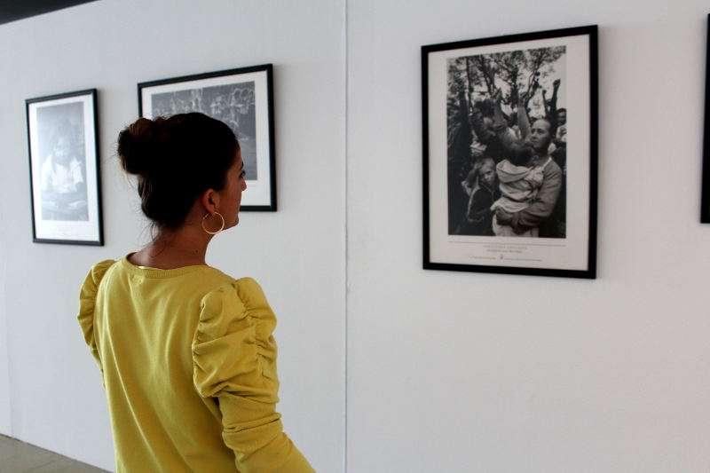 Fotografies de Sebastiao Salgado al Museu Comarcal de l