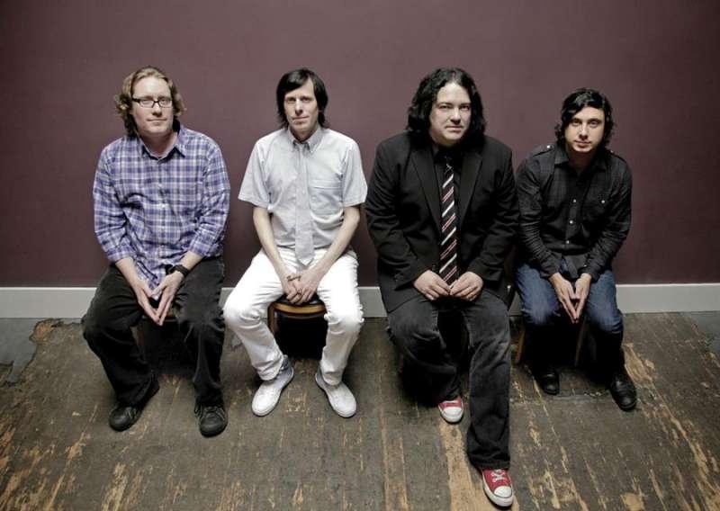 El grupo estadounidense The Posies, en una imagen de archivo. EFE