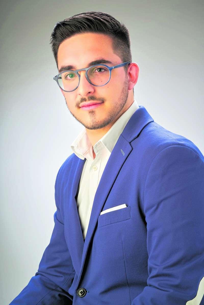 Hector Troyano, alcalde de Vilamarxant. / epda