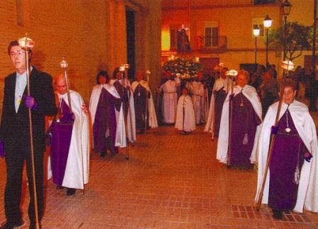 La Hermandad del Santo Sepulcro de Quart de Poblet. Foto EPDA
